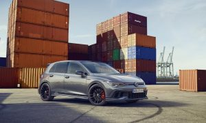 thumbnail Volkswagen celebrates 45 years of the iconic Golf GTI with new special edition Golf GTI Clubsport 45