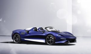thumbnail The Ultimate open-top roadster experience: windscreen version of ultra-exclusive McLaren Elva enters production