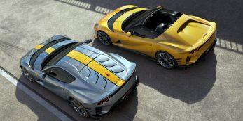 thumbnail 812 Competizione and 812 Competizione A: two interpretations of Ferrari's racing soul