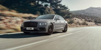 thumbnail Flying Spur in detail: making the best car even better