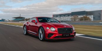 thumbnail The most advanced Bentley chassis yet