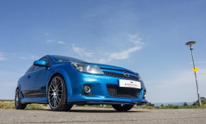 thumbnail Re-sharpened Opel Hot Hatch: Astra H OPC with JMS tuning package