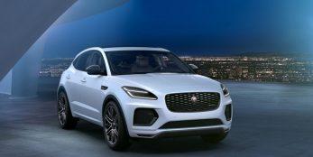 thumbnail Jaguar enhances E-PACE with new R-Dynamic Black Edition and advanced technology