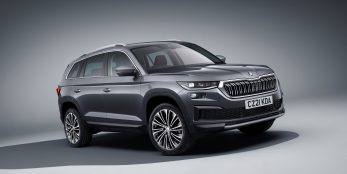 thumbnail Striking new look and increased specification for facelifted ŠKODA Kodiaq