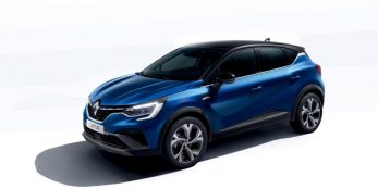 thumbnail Renault Captur range enhanced with new R.S. Line and SE Limited specifications
