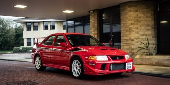 thumbnail World record values expected as Mitsubishi Heritage Fleet auction enters its final week