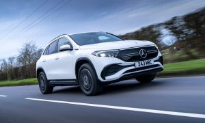 thumbnail The Mercedes-Benz EQA family is growing: two further versions with all-wheel drive now available to order