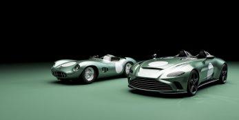 thumbnail Thrilling new optional bespoke specification revealed for limited edition Aston Martin V12 Speedster