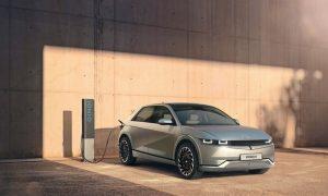 thumbnail Hyundai's all-electric IONIQ 5 to make UK public debut at The Bullring, Birmingham