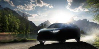 "thumbnail SUBARU Names New All-Electric SUV ""SOLTERRA"""