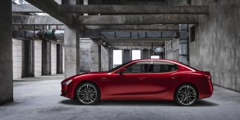 thumbnail Maserati introduces three new trims, GT, Modena and Trofeo - available for Ghibli, Quattroporte and Levante