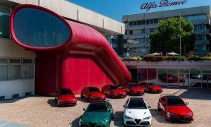 thumbnail Alfa Romeo celebrates its 111-year history