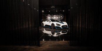 thumbnail Zenvo Automotive TSR-S makes its MOHR GROUP debut