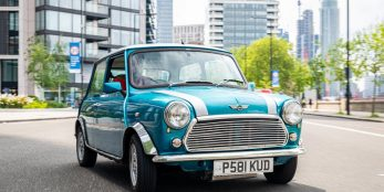 thumbnail Electric-powered classic Mini conversion that is light on the wallet and kind to the environment launched in UK