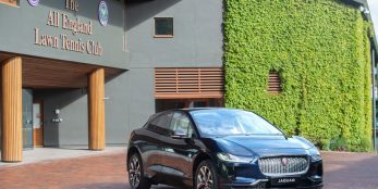 thumbnail Jaguar renews its partnership with The Championships, Wimbledon for a further five years