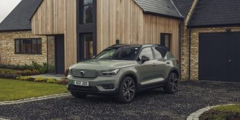 thumbnail Volvo starts online sales and subscriptions for extended XC40 Recharge pure electric SUV range