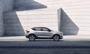 thumbnail Volvo Cars opens order books for new, pure electric C40 Recharge