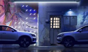 thumbnail The Volvo C40 Recharge design story: combining the serenity of Scandinavian nature with the confidence of electric ambition