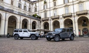 thumbnail New Jeep® Wrangler 4xe: The best of 4×4 goes electric to go anywhere