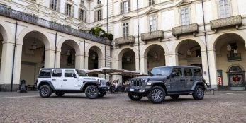 thumbnail New Jeep® Wrangler 4xe: The best of 4x4 goes electric to go anywhere
