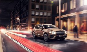 thumbnail New Bentayga Hybrid launches in Europe