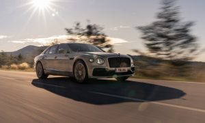 thumbnail Bentley's Grand Tourers: More composed than ever - through adaptive music