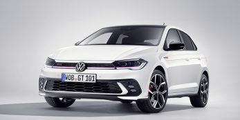 thumbnail The new Polo GTI: A modern sports car in the best tradition