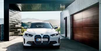 thumbnail The first-ever BMW i4