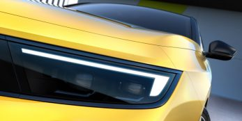 thumbnail Electrifying: Vauxhall gives first glimpse of All-New Astra
