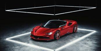 thumbnail High Voltage Ferrari
