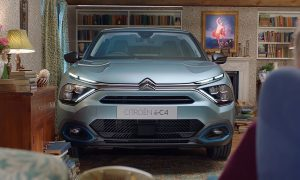 thumbnail Citroën tunes into British homes with new Gogglebox advert