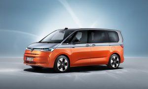 thumbnail Volkswagen Commercial Vehicles reveals all-new Multivan