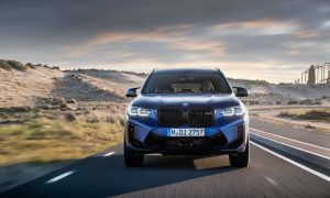 thumbnail The new BMW X3 M Competition and the new BMW X4 M Competition
