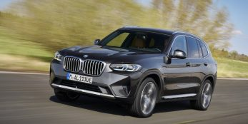 thumbnail The new BMW X3 and the new BMW X4