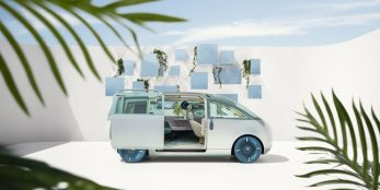 thumbnail MINI Vision Urbanaut. The virtual concept becomes a reality