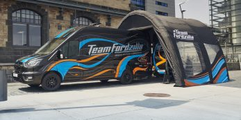 thumbnail Team Fordzilla 'Gaming Transit' European Road Trip Brings Support to Charities with Accessible Fun for Young Gamers