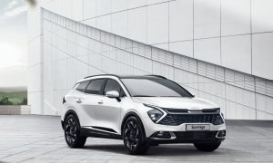 thumbnail The all-new Kia Sportage sets new standards with inspiring SUV design