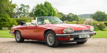 thumbnail Hagerty Price Guide UK Auction Analysis: The first six months of 2021