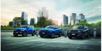 thumbnail Jeep® celebrates 80 years by building an electric present and future