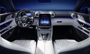 thumbnail Exclusive insights into the interior of the new Mercedes-AMG SL