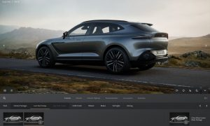 thumbnail Aston Martin launches new online configurator and reveals 22MY updates offering more power, and enhanced choice