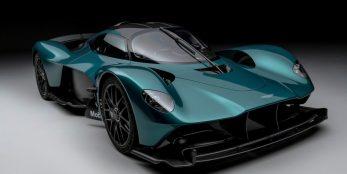 thumbnail Aston Martin Valkyrie hypercar