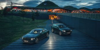 thumbnail The Macallan and Bentley Motors join forces in extraordinary journey towards a more sustainable future