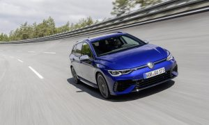 thumbnail The new Golf R Estate: more power, more driving dynamics, more emotions, more space