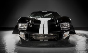 thumbnail Legendary GT40 goes electric as Everrati forms strategic partnership with Superformance