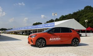 thumbnail Vauxhall takes up the Formula Woman challenge