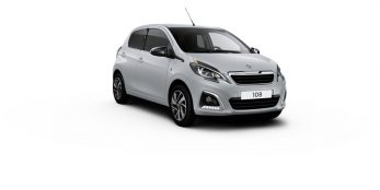 thumbnail PEUGEOT introduces updates to its 108 City Car