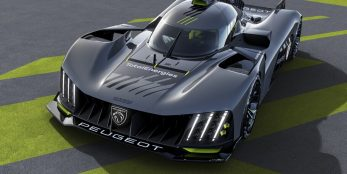 thumbnail New PEUGEOT 9X8 Hypercar – Designed to race!