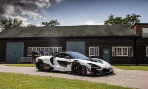 """thumbnail Brooklands Museum set to open """"Driven by Design"""" supercar exhibition with McLaren Automotive to showcase engineering and design talent"""