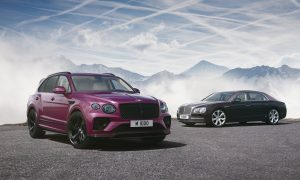 thumbnail Bentley Mulliner celebrates 1000 bespoke projects and personal commissions